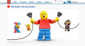 Vlaamse omschrijving error 404