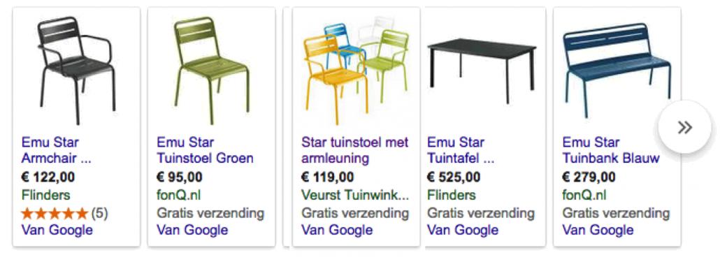 shopping ads google
