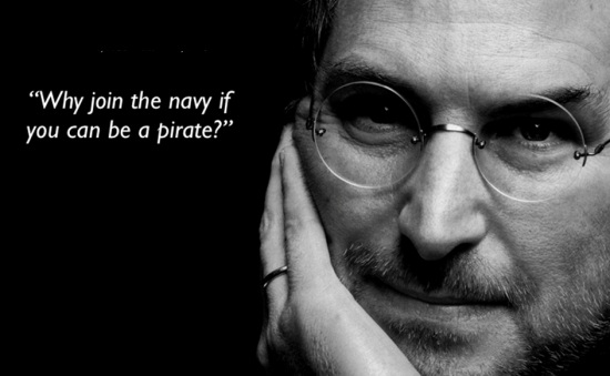 marketingguru Steve Jobs